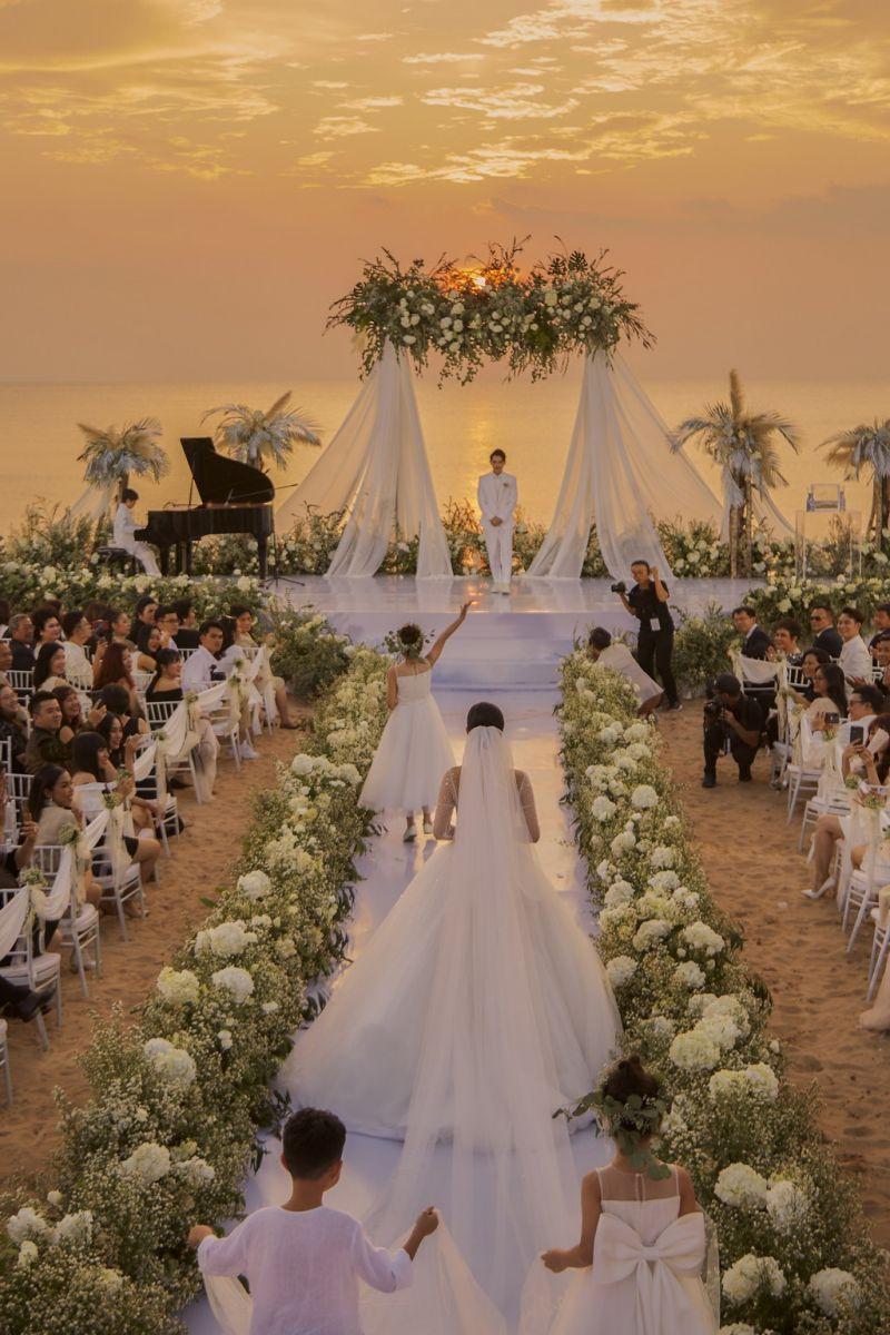 Top 7 đám cưới đẹp nhất Việt Nam mà mọi cô gái đều khao khát